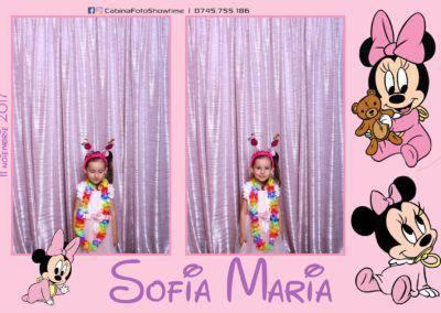 Cabina Foto Showtime - Botez Sofia Maria - Hotel Maria (99)
