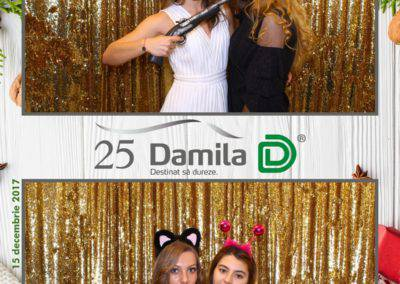 Cabina Foto Showtime - DAMILA - Christmas Party - (100)