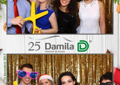 Cabina Foto Showtime - DAMILA - Christmas Party - (11)