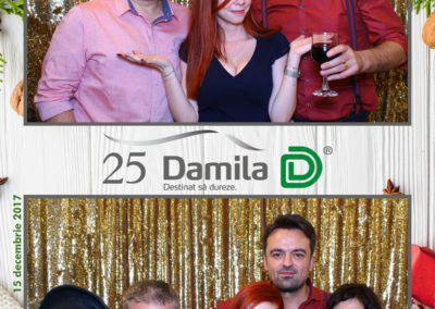 Cabina Foto Showtime - DAMILA - Christmas Party - (125)