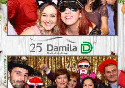 Cabina Foto Showtime - DAMILA - Christmas Party - (140)