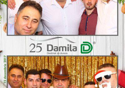 Cabina Foto Showtime - DAMILA - Christmas Party - (147)