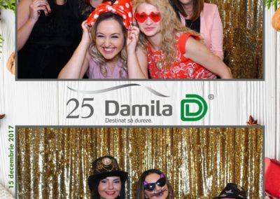 Cabina Foto Showtime - DAMILA - Christmas Party - (6)