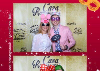 Cabina Foto Showtime - FUN BOX - Carnaval - Casa Romaneasca Calimanesti - 100