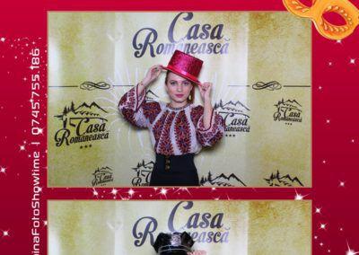 Cabina Foto Showtime - FUN BOX - Carnaval - Casa Romaneasca Calimanesti - 12