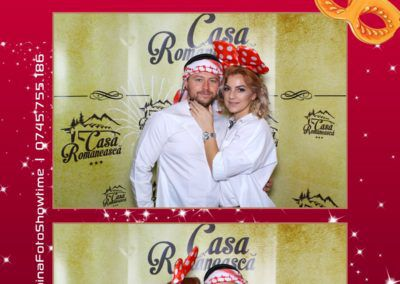 Cabina Foto Showtime - FUN BOX - Carnaval - Casa Romaneasca Calimanesti - 13