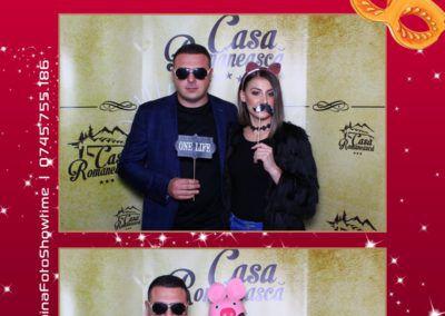Cabina Foto Showtime - FUN BOX - Carnaval - Casa Romaneasca Calimanesti - 14