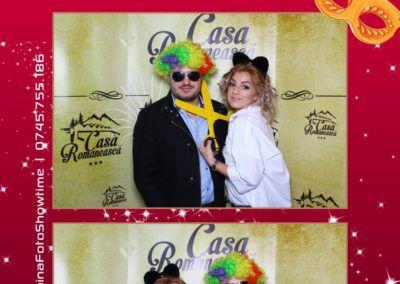 Cabina Foto Showtime - FUN BOX - Carnaval - Casa Romaneasca Calimanesti - 16