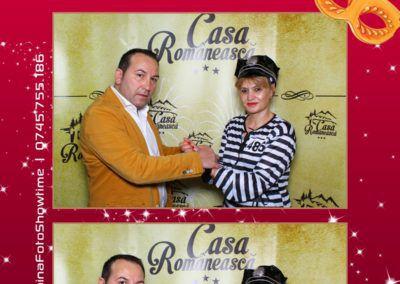 Cabina Foto Showtime - FUN BOX - Carnaval - Casa Romaneasca Calimanesti - 17