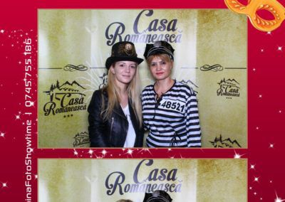 Cabina Foto Showtime - FUN BOX - Carnaval - Casa Romaneasca Calimanesti - 18
