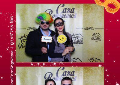 Cabina Foto Showtime - FUN BOX - Carnaval - Casa Romaneasca Calimanesti - 19