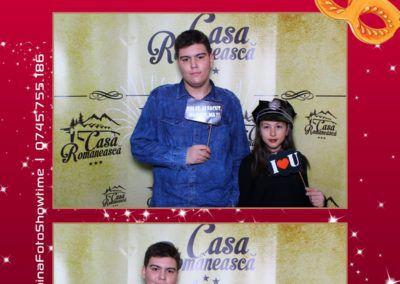 Cabina Foto Showtime - FUN BOX - Carnaval - Casa Romaneasca Calimanesti - 21
