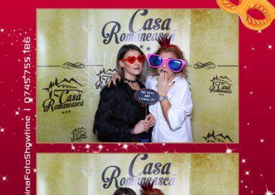 Cabina Foto Showtime - FUN BOX - Carnaval - Casa Romaneasca Calimanesti - 23