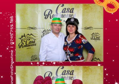 Cabina Foto Showtime - FUN BOX - Carnaval - Casa Romaneasca Calimanesti - 25