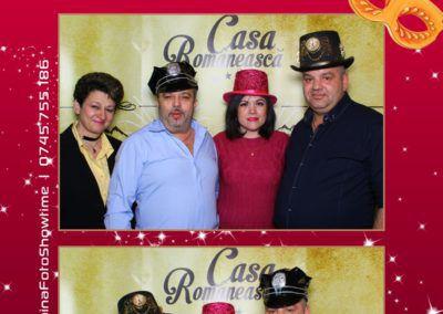 Cabina Foto Showtime - FUN BOX - Carnaval - Casa Romaneasca Calimanesti - 3