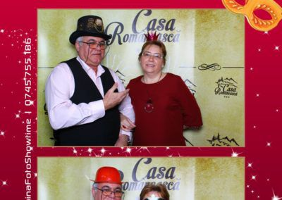 Cabina Foto Showtime - FUN BOX - Carnaval - Casa Romaneasca Calimanesti - 30