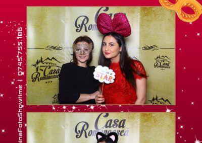 Cabina Foto Showtime - FUN BOX - Carnaval - Casa Romaneasca Calimanesti - 32