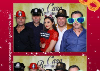 Cabina Foto Showtime - FUN BOX - Carnaval - Casa Romaneasca Calimanesti - 34