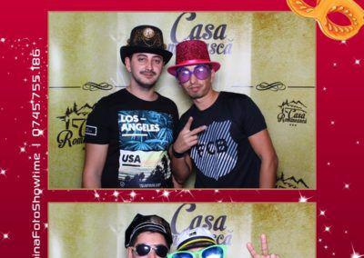 Cabina Foto Showtime - FUN BOX - Carnaval - Casa Romaneasca Calimanesti - 36