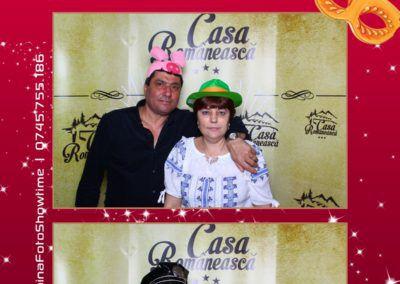 Cabina Foto Showtime - FUN BOX - Carnaval - Casa Romaneasca Calimanesti - 40