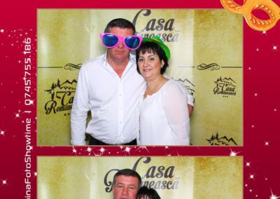 Cabina Foto Showtime - FUN BOX - Carnaval - Casa Romaneasca Calimanesti - 45