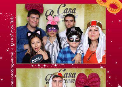 Cabina Foto Showtime - FUN BOX - Carnaval - Casa Romaneasca Calimanesti - 47