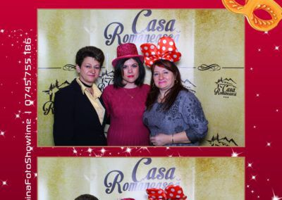 Cabina Foto Showtime - FUN BOX - Carnaval - Casa Romaneasca Calimanesti - 5