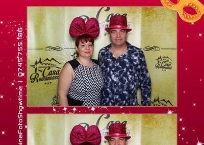 Cabina Foto Showtime - FUN BOX - Carnaval - Casa Romaneasca Calimanesti - 56