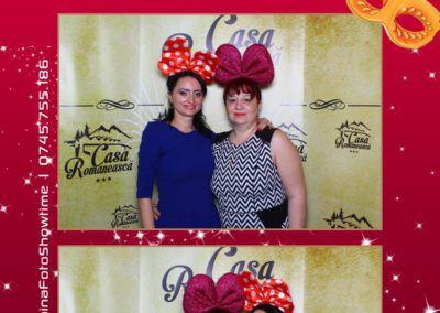 Cabina Foto Showtime - FUN BOX - Carnaval - Casa Romaneasca Calimanesti - 57