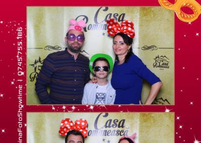 Cabina Foto Showtime - FUN BOX - Carnaval - Casa Romaneasca Calimanesti - 58