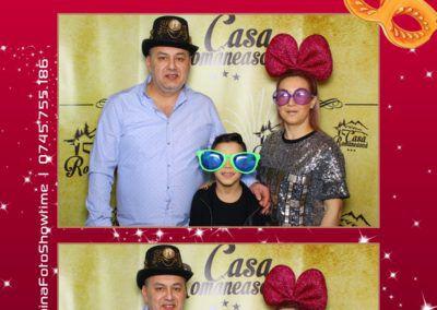 Cabina Foto Showtime - FUN BOX - Carnaval - Casa Romaneasca Calimanesti - 59