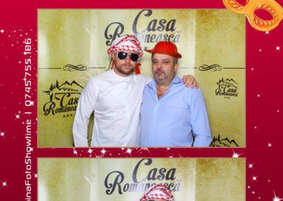 Cabina Foto Showtime - FUN BOX - Carnaval - Casa Romaneasca Calimanesti - 6