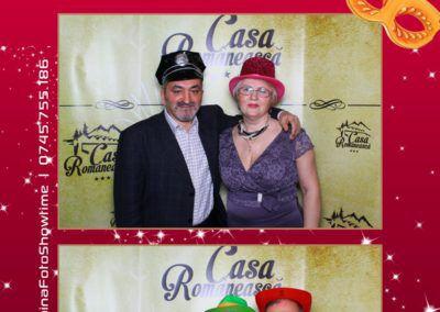Cabina Foto Showtime - FUN BOX - Carnaval - Casa Romaneasca Calimanesti - 63