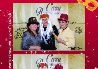 Cabina Foto Showtime - FUN BOX - Carnaval - Casa Romaneasca Calimanesti - 68