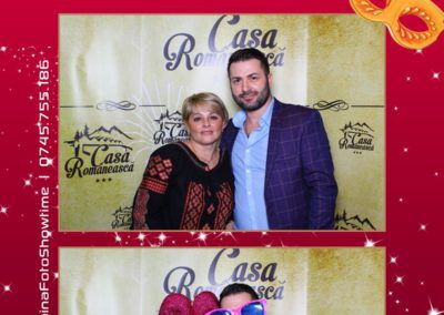 Cabina Foto Showtime - FUN BOX - Carnaval - Casa Romaneasca Calimanesti - 73