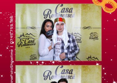 Cabina Foto Showtime - FUN BOX - Carnaval - Casa Romaneasca Calimanesti - 74
