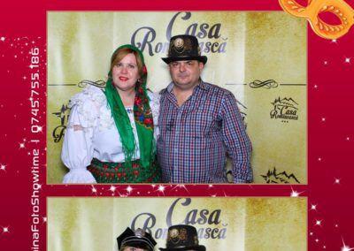 Cabina Foto Showtime - FUN BOX - Carnaval - Casa Romaneasca Calimanesti - 76