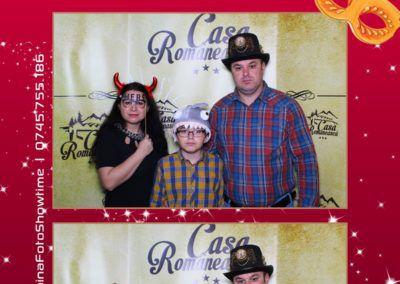 Cabina Foto Showtime - FUN BOX - Carnaval - Casa Romaneasca Calimanesti - 83