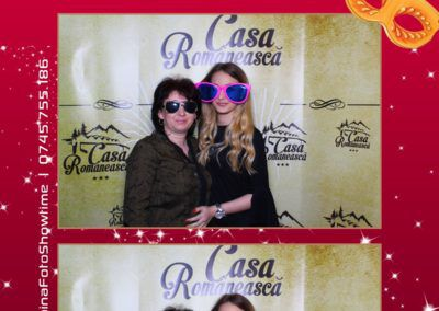 Cabina Foto Showtime - FUN BOX - Carnaval - Casa Romaneasca Calimanesti - 94