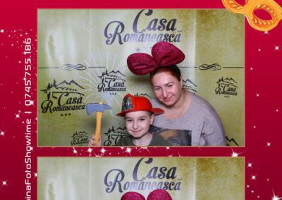 Cabina Foto Showtime - FUN BOX - Carnaval - Casa Romaneasca Calimanesti - 98