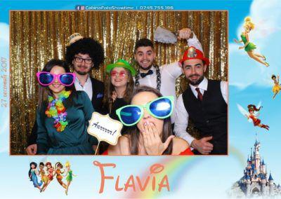 Cabina Foto Showtime - FUN BOX - Flavia - Botez Pensiunea Paradis Ramnicu Valcea - 130