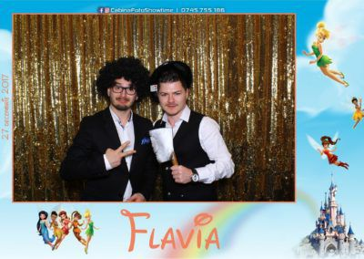 Cabina Foto Showtime - FUN BOX - Flavia - Botez Pensiunea Paradis Ramnicu Valcea - 133