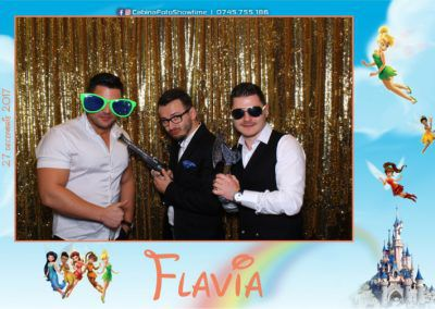 Cabina Foto Showtime - FUN BOX - Flavia - Botez Pensiunea Paradis Ramnicu Valcea - 136