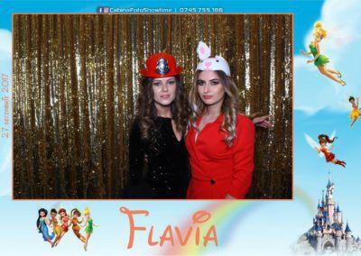 Cabina Foto Showtime - FUN BOX - Flavia - Botez Pensiunea Paradis Ramnicu Valcea - 2