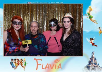 Cabina Foto Showtime - FUN BOX - Flavia - Botez Pensiunea Paradis Ramnicu Valcea - 26