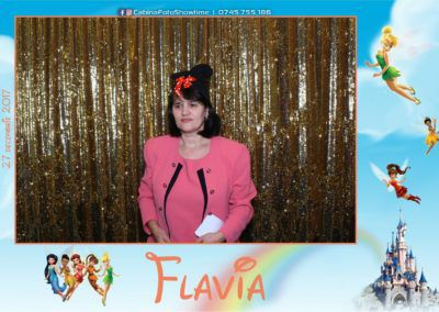 Cabina Foto Showtime - FUN BOX - Flavia - Botez Pensiunea Paradis Ramnicu Valcea - 31