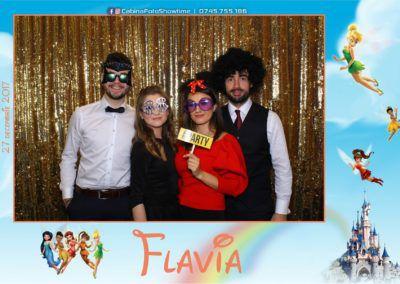 Cabina Foto Showtime - FUN BOX - Flavia - Botez Pensiunea Paradis Ramnicu Valcea - 33