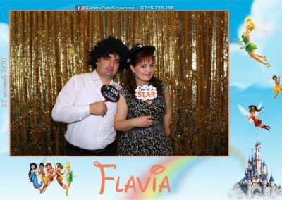 Cabina Foto Showtime - FUN BOX - Flavia - Botez Pensiunea Paradis Ramnicu Valcea - 42