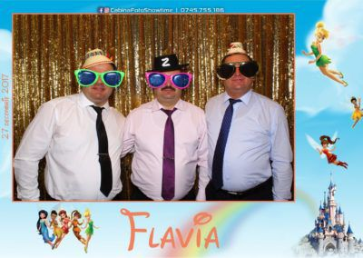 Cabina Foto Showtime - FUN BOX - Flavia - Botez Pensiunea Paradis Ramnicu Valcea - 44