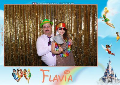 Cabina Foto Showtime - FUN BOX - Flavia - Botez Pensiunea Paradis Ramnicu Valcea - 46